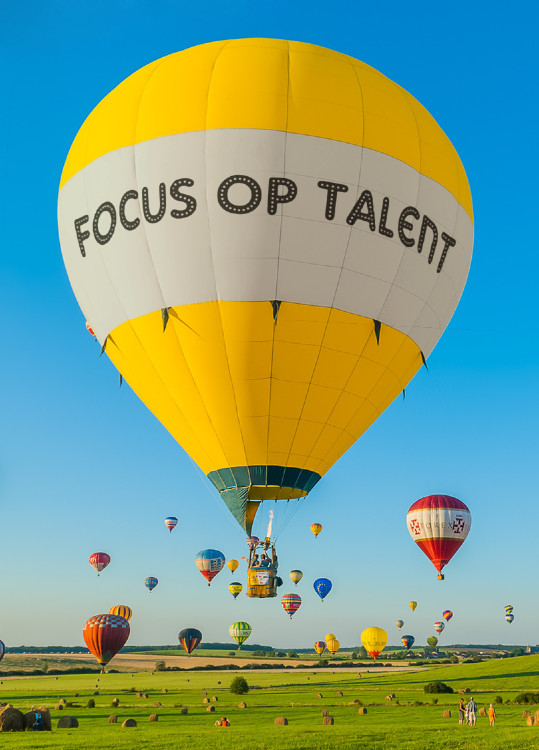 Focus op talent