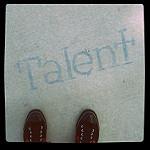 talent klein form